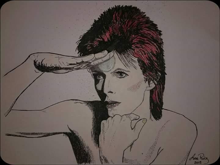 David Bowie by 12197711